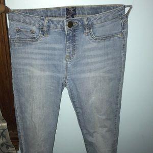 light wash gap jeans